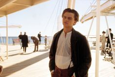 Pin for Later: 13 Movies to Watch When You Need a Good Cry Titanic Titanic Movie Facts, Real Titanic, Never Let Go Jack, Jack Dawson, Bae, Young Leonardo Dicaprio, Great Love Stories, In Hollywood, Ikon