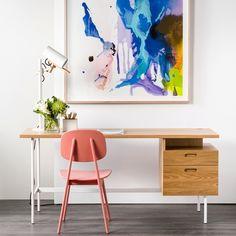 Klerk Working Desk by Curio | Clickon Furniture