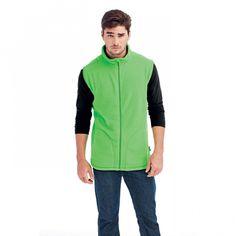 Active by Stedman: Active Fleece Vest The North Face, Vest Men, T Shirt, Jackets, Clothes, Fashion, Fleece Vest, Supreme T Shirt, Down Jackets