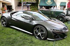Acura NSX Concept 2013 #Acura #JDM #Rvinyl ========================== http://www.rvinyl.com/Acura-Accessories.html