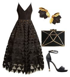 """""""Untitled #597"""" by mchlap on Polyvore featuring Oscar de la Renta and Chanel"""