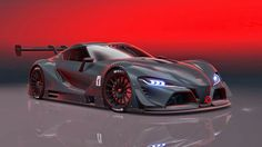 TOYOTA FT-1 'VISION GT' CAR AVAILABLE FOR DOWNLOAD IN GRAN TURISMO® 6 Rev up…