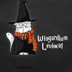 Harry Potter et l'enfant Maudit sort aujourd'hui ??! youhouuuu ! \o/ Allez, un p'tit dessin pour fêter ça ^^ #bonnelecture #harrypotteretlenfantmaudit #HarryPotterandtheCursedChild #books #cats #wingardium #leviosa #halloween #soon ! Batman 1, Video Chat, Son Chat, Harry Potter, Gatos Cats, Photo Chat, Gandalf, Illustrations, Keep Calm