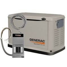 Generac 6437 Guardian 11kW Standby LP/NG Power Generator W/ 50 Amp Auto Switch  $2897.00  $2999.00  (2 Available) End Date: Jun 012016 07:59 AM GMT-07:00