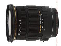 Sigma 17-50mm f/2.8 DC EX HSM for Nikon