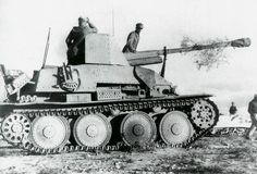 German Marder SP Artillery