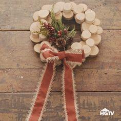 3 Creative Christmas Wreaths