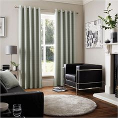 Superb on trend woven check beautiful quality lovely drape suitable for all room stylings.