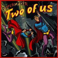 my fav superheroes