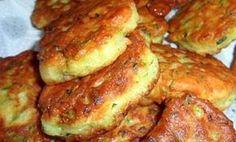 Κοινοποιήστε στο Facebook Υλικά 3-4 πατάτες 3 αυγά 1/2 ποτήρι γάλα Λίγο μαϊντανό Ελαιόλαδο Αλάτι και πιπέρι Αλεύρι Εκτέλεση Καθαρίστε και τρίψετε τις πατάτες στην μεσαία πλευρά του τρίφτη. Προσθέστε τα αυγά, το γάλα, το μαϊντανό, αλάτι πιπέρι. Ανακατεύομαι και...