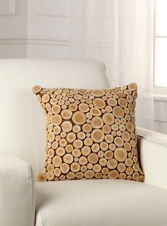 Cushions: Shop for a Couch & Chair Cushion Online in Canada Rustic Chic, Rustic Decor, Forest Bedroom, Cabin Crafts, Cushions Online, Cottage In The Woods, Reno, Modern Room, Chair Cushions