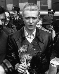 David Bowie, 1976 Helsinski