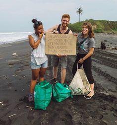 Bali Villa Arrangements - Mermaid's protest on Kuta Beach Kuta Beach, Clean Ocean, Pick Up Trash, Marine Conservation, Ocean Creatures, Beach Photography, Ocean Life, Photography Tutorials, Something To Do
