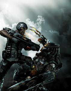 Predator Combat