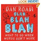 Blah blah blah indeed. This book is good food for thought. Great book.