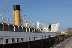 Le Titanic center à Belfast ©Salaün Holidays