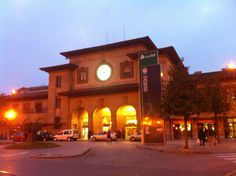 Estación de Oviedo en Oviedo, Asturias