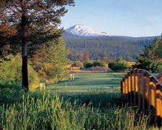 Mountain golf