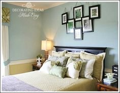 Decorating Ideas Made Easy!