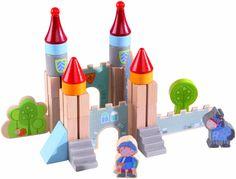 Haba Haba houten speelblokken klein Ridderkasteel