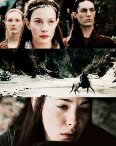 Arwen, one of my favorite elves...