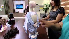 Mulher.com 22/05/2014 - Boneca Gravida por Silvia Torres parte 2