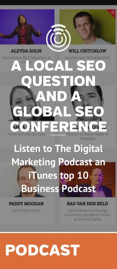 In out latest episode of the digital marketing podcast we were lucky to be joined by Kelvin Newman who runs the hugely popular BrightonSEO conference. We took the opportunity to do an SEO Q&A and discussed how he runs such a huge and successful event. Enjoy and we welcome suggestions for future content as ever.