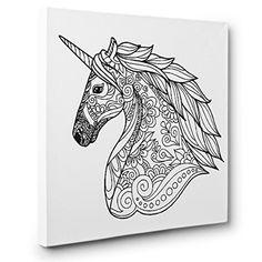 kostenloses ausmalbild einhorn. die gratis mandala malvorlage einfach ausdrucken und ausmalen