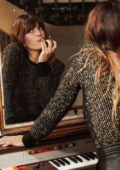 French Muse: & Other Stories Celebration Collection Designed for Lou Doillon Jane Birkin, Charlotte Gainsbourg, Lou Doillon, Twiggy, Alexa Chung, Casual Skirt Outfits, Fall Outfits, Evening Outfits, Fashion Story