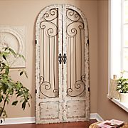 Set of 2 Scrolled Shutters