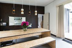Focus on OSB Wood for Home Interior Designs