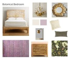 Room In A Box: Botanical Bedroom - Home decor this year has been all about bringing the outside in. Incorporating natural elements into an interior helps create a soothing atmosphere that mimics the feeling of being outdoors. The Interior Design Advocate Botanical Bedroom, Boho Beautiful, Your Perfect, Bedroom Decor, Bedroom Ideas, Sweet Home, Outdoors, Interior Design, Box