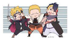 Boruto And Sarada, Naruto Shippuden Sasuke, Hinata, Naruhina, Sasunaru, Wallpaper Naruto Shippuden, Naruto Wallpaper, Comic Naruto, Naruto Oc Characters