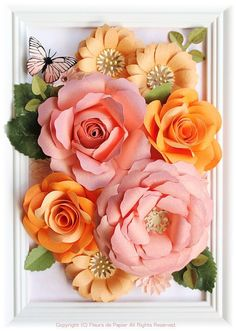 This DIY flowers step by step is fun as well as very easy, also if DIY is not your favorite. You could use this activity to kill the moment with your kids. Paper Flower Decor, Large Paper Flowers, Paper Flower Backdrop, Giant Paper Flowers, Paper Roses, Flower Crafts, Diy Flowers, Flower Decorations, Fabric Flowers