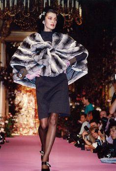 Christian Lacroix Haute Couture Fall-Winter 1989 | Flickr : partage de photos !