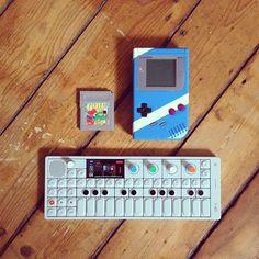 Instagram media by tuesdaynightmachines - Next up ... Mario Golf meets the OP-1!🏌 #Nintendo #supermario #mariobros #mariogolf #gameboy #retrogaming #retrogames #gb #dmg #op1 #teenageengineering @teenageengineering  #chiptune #synthporn #retro #vintage #videogames #vgm #videogamemusic #mashup #remix #birdie ⛳️