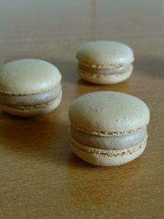 Macarons au Kinder
