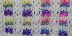 Introduction to Mosaic Knitting – Part 1 of 3. (Link at bottom of each page for parts 2 & 3.) Nice intro, easy to follow.