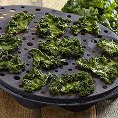 Kale Chips - The Pampered Chef®