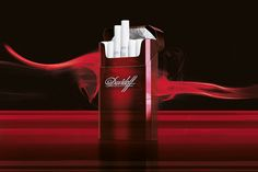 Davidoff Cigarettes, one of my favorite!