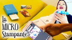 Come Stampare direttamente da iPhone con la Mini Stampante portatile (id...