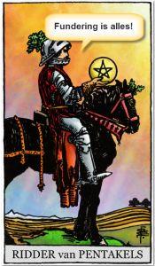 Altijd gedacht dat de Ridder van Pentakels stil en rustig was. Blijkt hij toch een enorme kletskous en als hij over zijn stokpaardje begint, is hij niet meer te stoppen. Lees hier verder http://tarotstapvoorstap.nl/tarotkaarten/mottos-tarot-ridders/