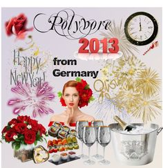 """""""Happy New Year"""" by fantasiegirl ❤ liked on Polyvore"""