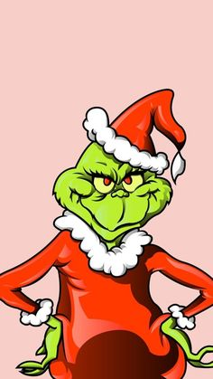 The Grinch | Holiday iPhone 6 Wallpaper 79
