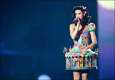 Katy Perry's merry-go-round outfit  - costume idea??