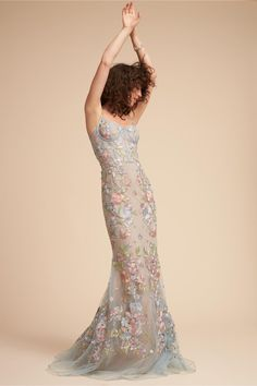 sultry edge | Cannes Dress from BHLDN