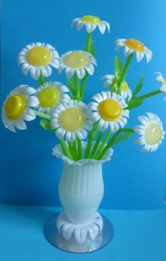 Daisies from a flask128