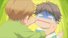 I ship those two so bad. Kiss Him Not Me, Kissing Him, Anime, Fujoshi, Otp, Fandoms, Youtube, Manga, Columbia