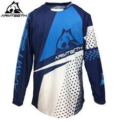 2017 Armteeth Motocross Jerseys Long Sleeved Motorcycle Outdoor Speed MX DH  Motocross Racing T-Shirts MTB Jersey    Item can be found on AliExpress  website ... fa0de4656