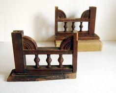 Vintage Architectural Salvage Wood Fragments / via CalloohCallay on Etsy